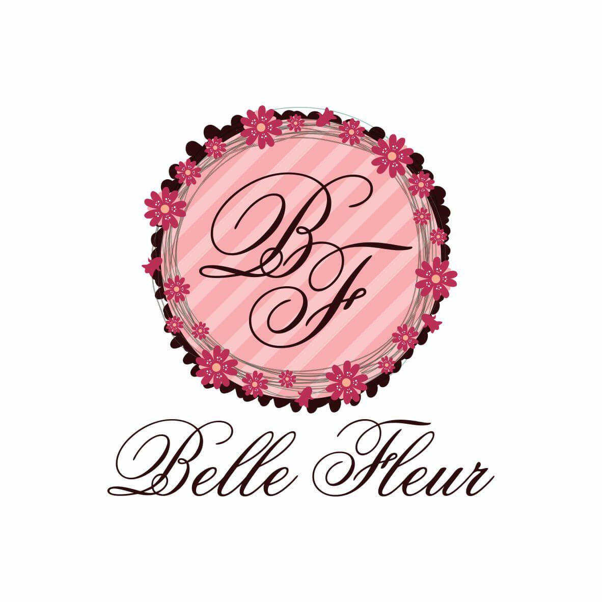 logomarca_belle_fleur